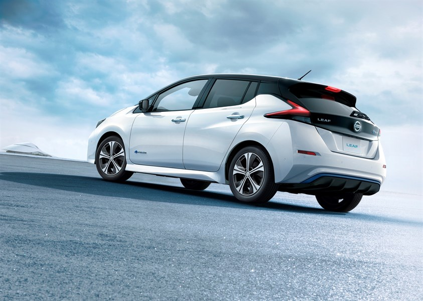 Nissan Leaf 2018 new